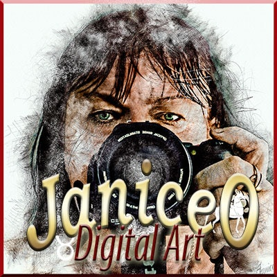 Janice L OConnor Digital Art for Arts Sake