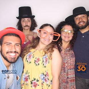 Jorge's 30th