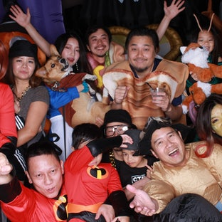 9th Annual Le Family Halloween Party
