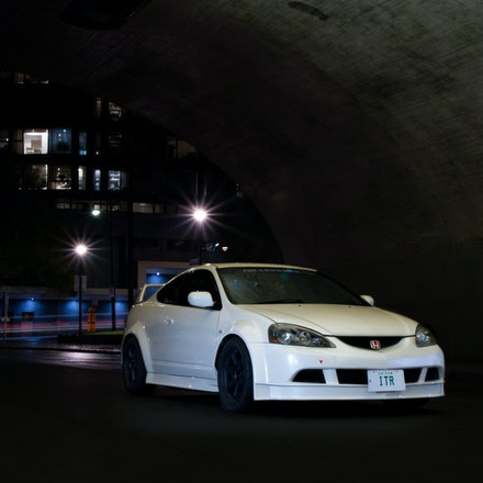 Robyn's Widebody Honda Integra DC5R