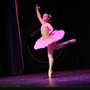 Ransley Ballet Christmas Concert 2019 - Concert held at Albert Waterways, Gold Coast, Dec 8, 2019