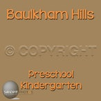 Baulkham Hills Preschool Kindergarten