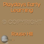 Playdays Early Learning Rouse Hill