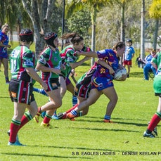 S.B. EAGLES LADIES - SEMI FINAL