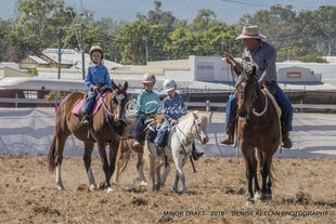 BIGGENDEN CHARITY CAMPDRAFT - 2018