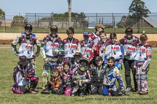 QLD STATE TITLES.  125cc SOLO & BEST PAIRS & PEE WEE'S.