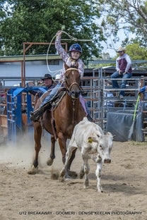 GOOMERI NEW YEAR EVE RODEO - 2018