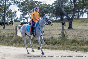 GLEN INNES - RIDE THE RANGE