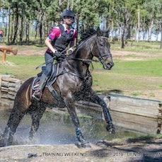 WARWICK HORSE TRIALS TRAINING WEEKEND - SUNDAY