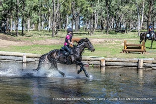 WARWICK HORSE TRIALS - TRAINING WEEKEND - SUNDAY