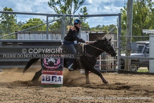 TOOGOOLAWAH BARREL RACES