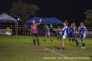 SOUTH BURNETT - BEERWAH LADIES RUGBY LEAGUE