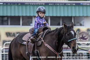 WARWICK GOLD BUCKLE BARREL RACES - JUNE 2019 - FILES WILL BE ADDED