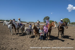 BIGGENDEN CHARITY CAMPDRAFT & RODEO @ TEEBAR