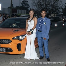 MURGON FORMAL ARRIVALS