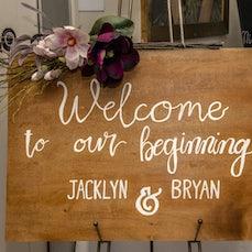 JACKLYN & BRYAN WEDDING