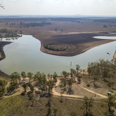 GORDONBROOK DAM - DEC 2019