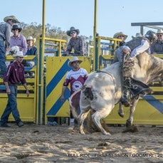 BULL RIDE - FIRST SESSION