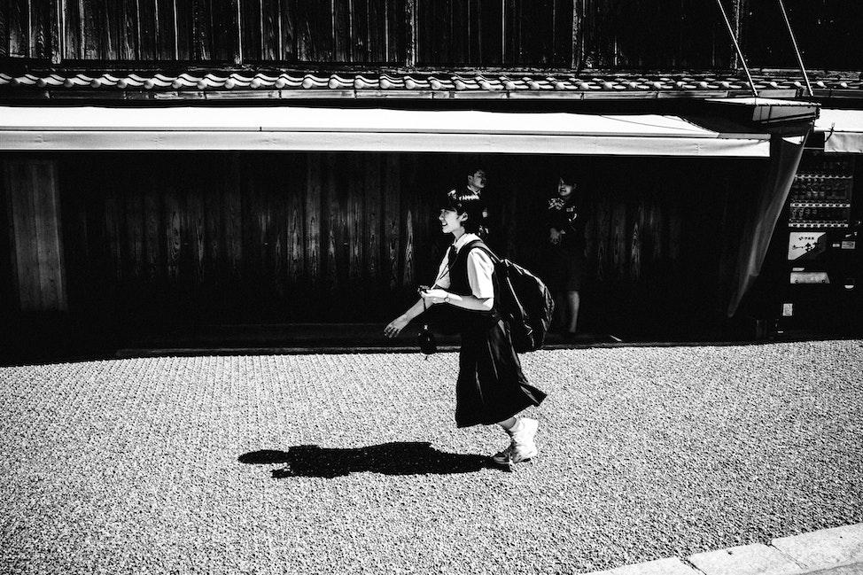 Japanese Street Photography 1