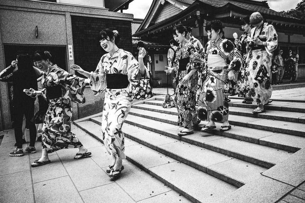 Japanese Street Photography 9