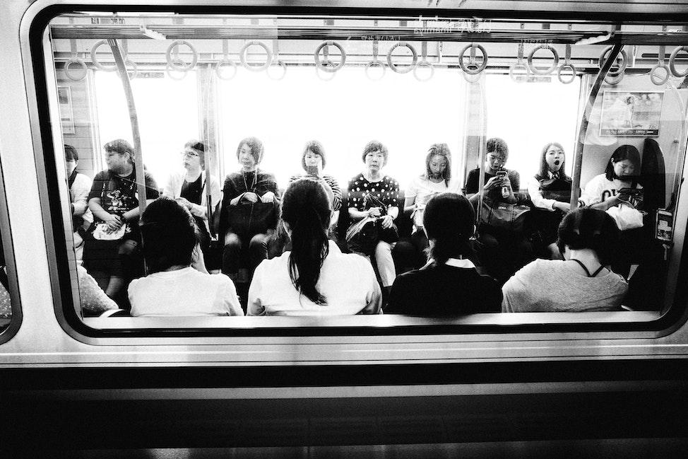 Japanese Street Photography 11