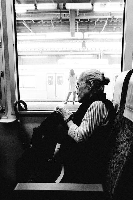 Japanese Street Photography 17