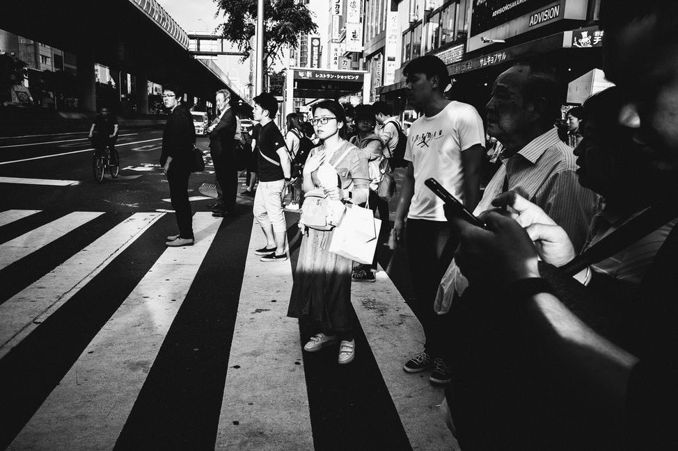Japanese Street Photography 13
