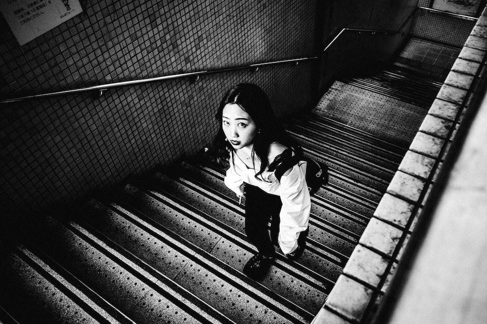 Japanese Street Photography 14