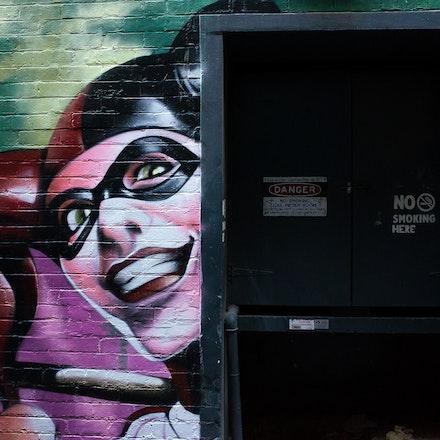 Laneway Art, Melbourne CBD