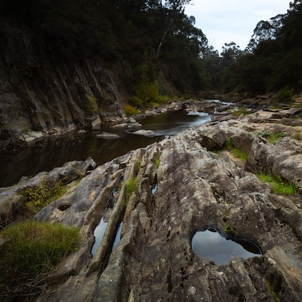 Ovens River Canyon