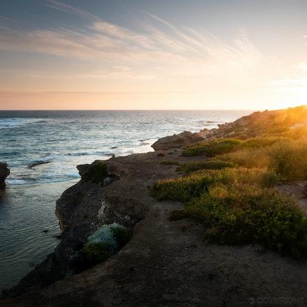 Shipwreck Coast Sunset