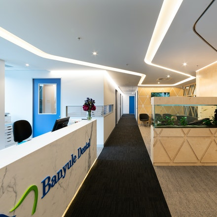 Banyule Dental, Greensborough - Banyule Dental, Greensborough by CLP Architecture