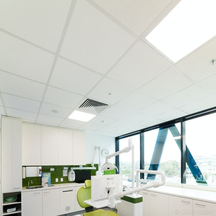 Banyule Dental Surgery - A surgery at Banyule Dental, Greensborough by CLP Architecture