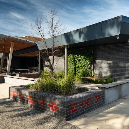 Camberwell High School - Camberwell High School landscape architecture by Urban Initiatives