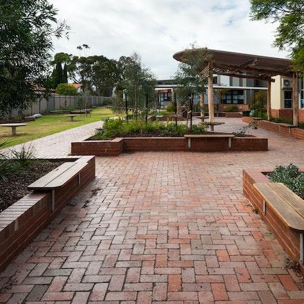 Footscray North Primary School - Footscray North Primary School. Landscape architecture by Urban Initiatives