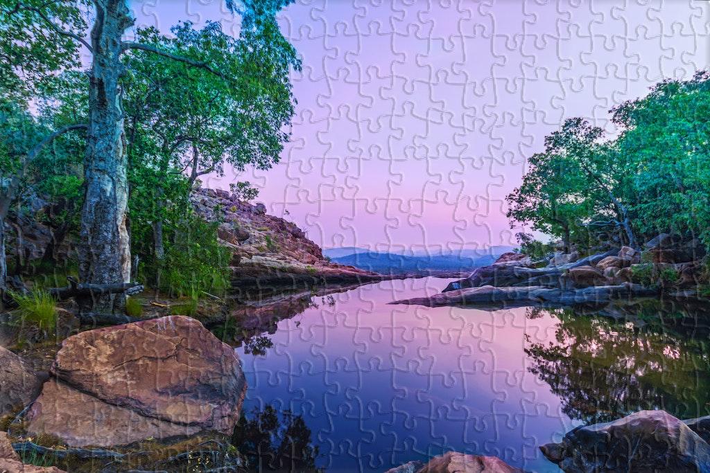 Gunlom Falls jigsaw