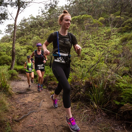 No bib - Wentworth Falls – Race 4 Short Course - 2019