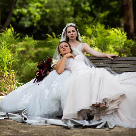 Parramatta Bridal Shoot
