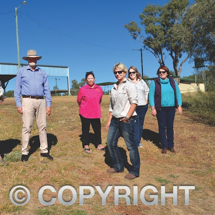 July 20, 2018 The Longreach Leader - Photos taken by Editor, Colin Jackson, and are copyright. Please obtain permission from The Longreach Leader if a...