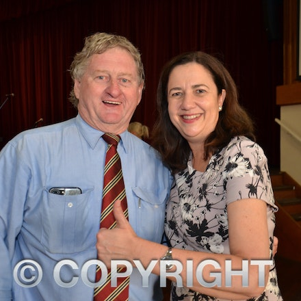 17 August 2018 the Longreach Leader - Photos taken by Editor Colin Jackson and are copyright. Please request permission from The Longreach Leader if photos...