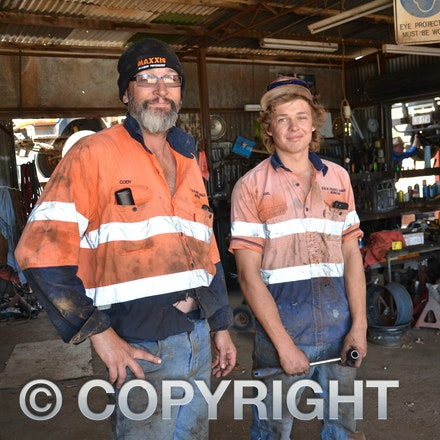 31 August 2018 The Longreach Leader - Photos taken by Editor, Colin Jackson and are copyright. Please obtain permission before using any photo in any publication.