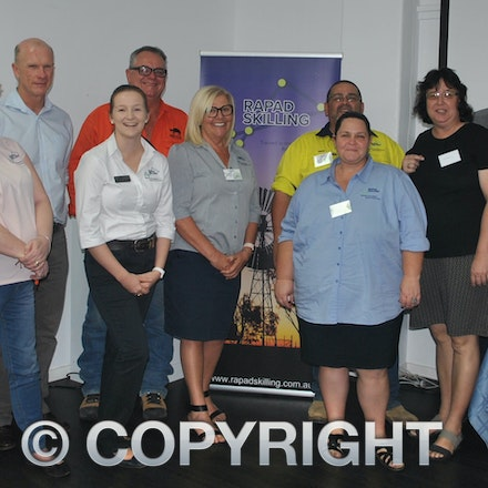 26 October 2018 The Longreach Leader photos - Photos taken by Editor Colin Jackson, and Sales and Marketing Manager, Lisa Prowd are copyright. Please obtain...
