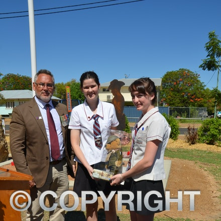 16 November 2018 The Longreach Leader photos - Photos taken by editor Colin Jackson and are copyright. Please obtain permission before using any photo...