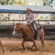 Beaudesert Cutting Points Day June 2018 - Beginner Horse