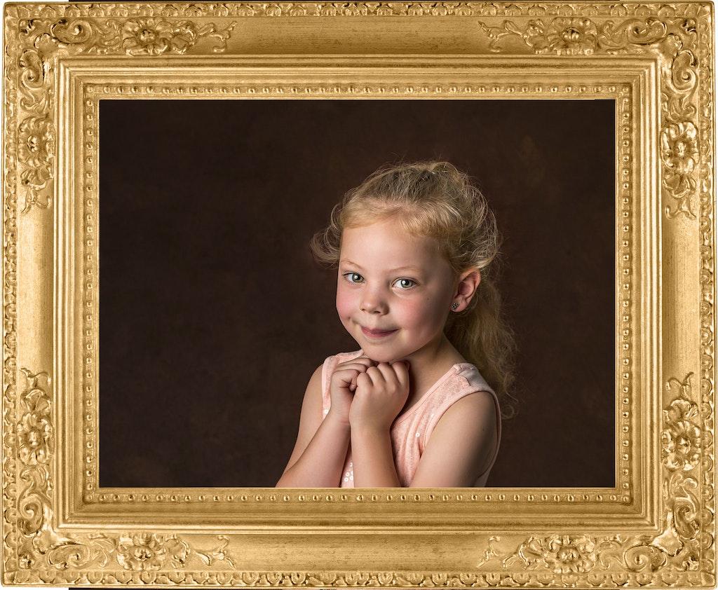 Gold Frame Fine Art