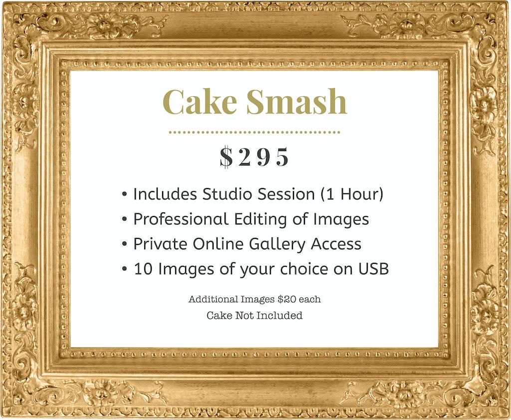 Cake Smash GF