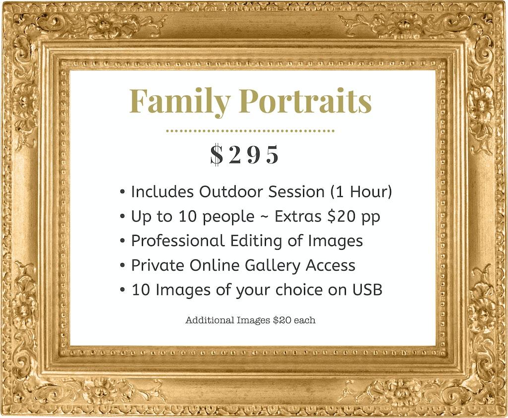 Family Portraits GF