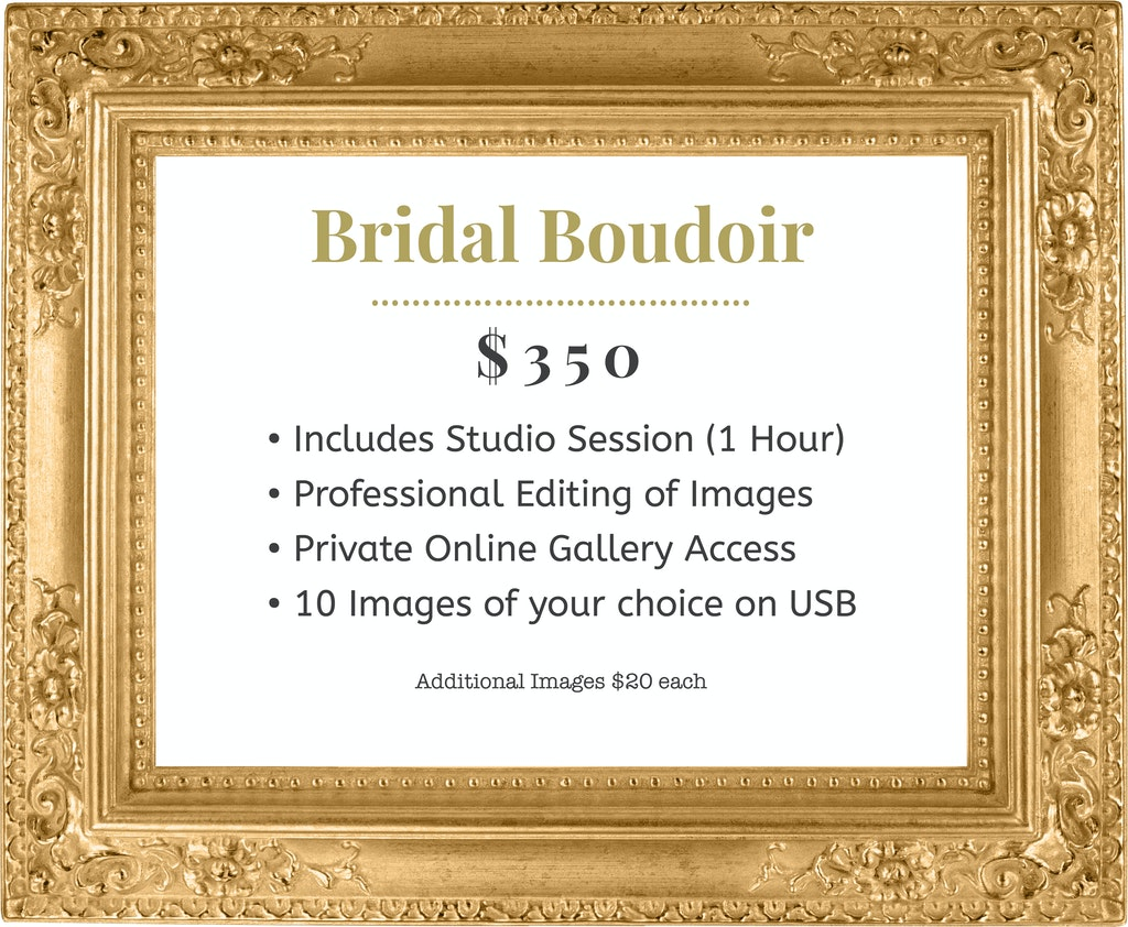 Bridal Boudoir GF