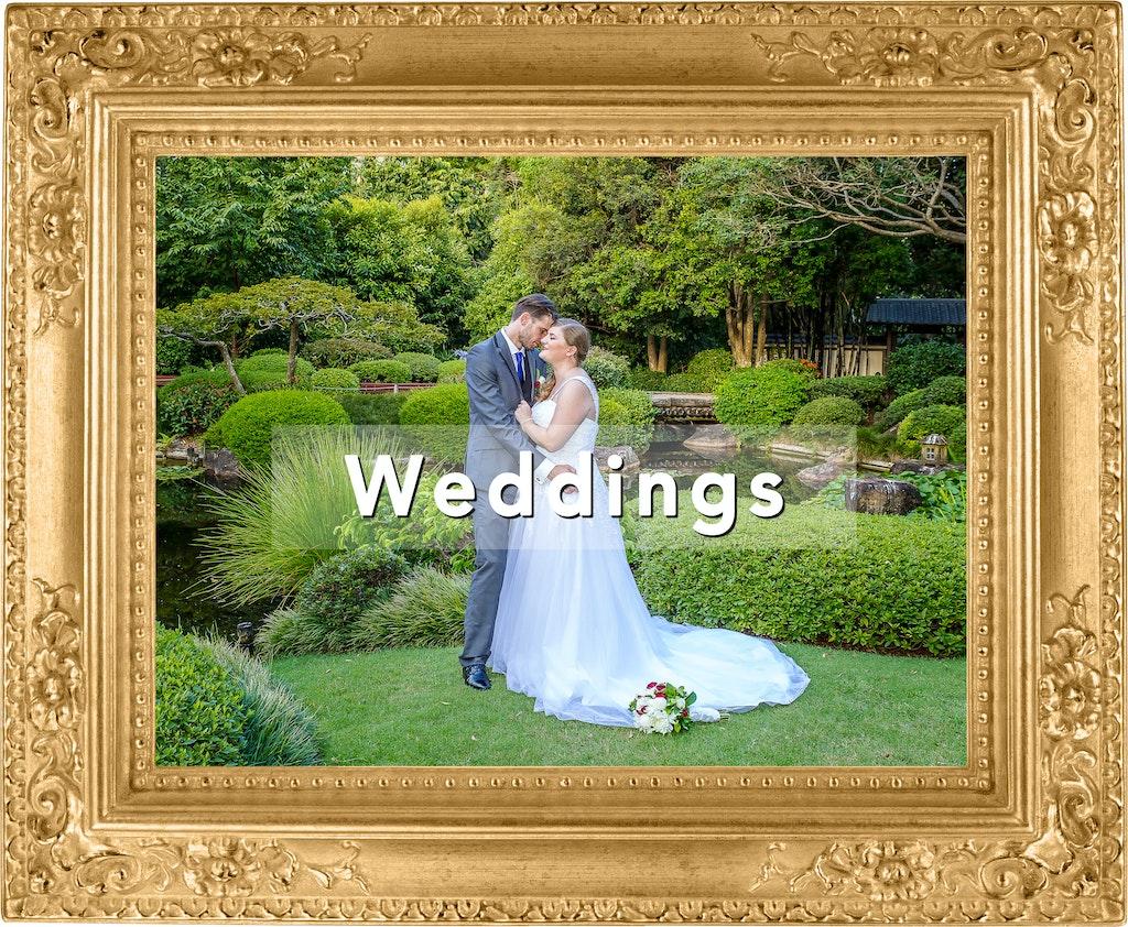 Weddings Web Frame