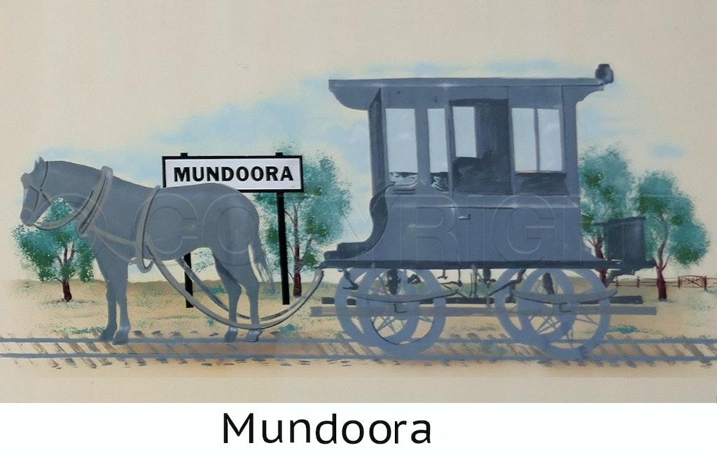 Mundoora